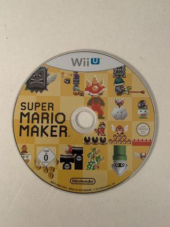 Super Mário Maker wii u