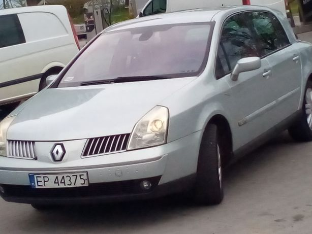 Okazja Renault Velsatis 2004r 2.2 Dci 150KM Navi Dvd Klima Zamiana