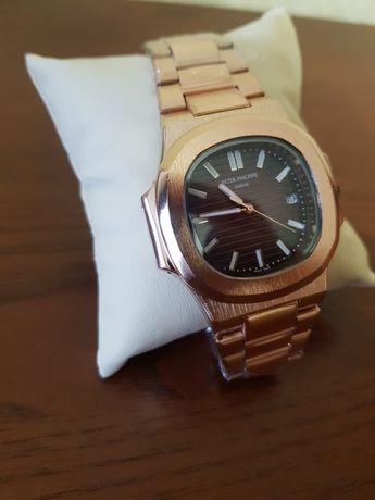 Часы Patek Philipe чоловічий механіка ! Годинник !