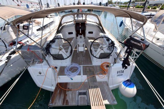 Jacht żaglowy Jeanneau Sun Odyssey 349, 2017r.