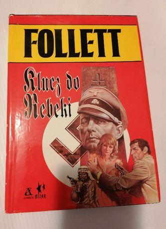 Follett książka sensacyjna Klucz do Rebeki