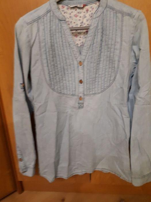 Bluzka jeansowa Reserved r.158 cm Ełk - image 1