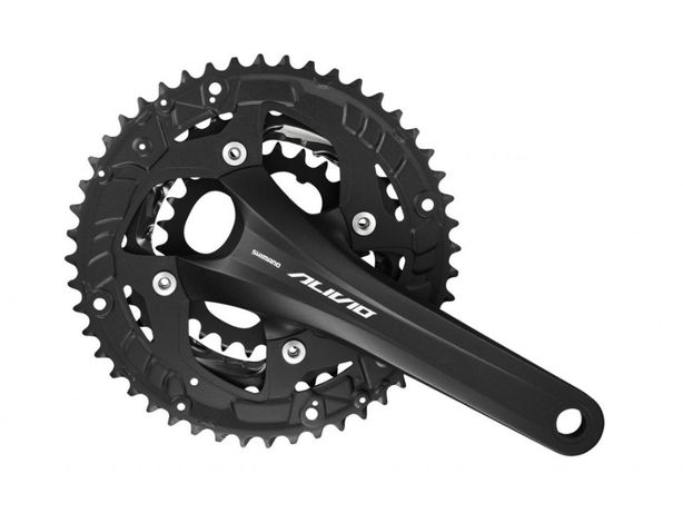 Шатун L175мм 26-36-48Т SHIMANO Alivio FC-T4060 без каретки Hollowtech