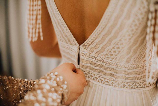 sprzedam suknię ślubną kolekcja 2021 Fulara&Żywczyk