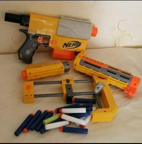 Продам Nerf винтовку
