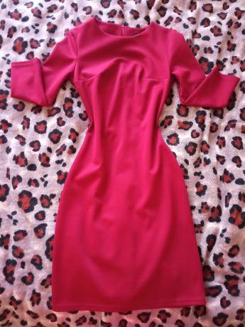 Платье (итальянский трикотаж)