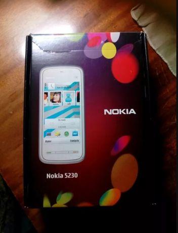 От телефона Упаковка + Инструкция Nokia 5230