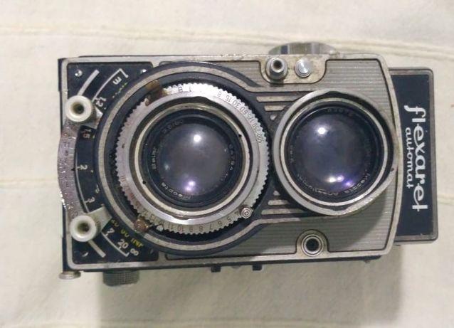 Máquina Fotográfica Flexaret Automat