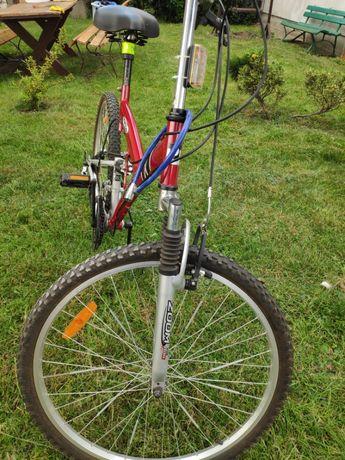 rower do jazdy miejskiej i terenowej