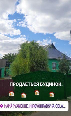 Продається добротний будинок в с.Камянече.