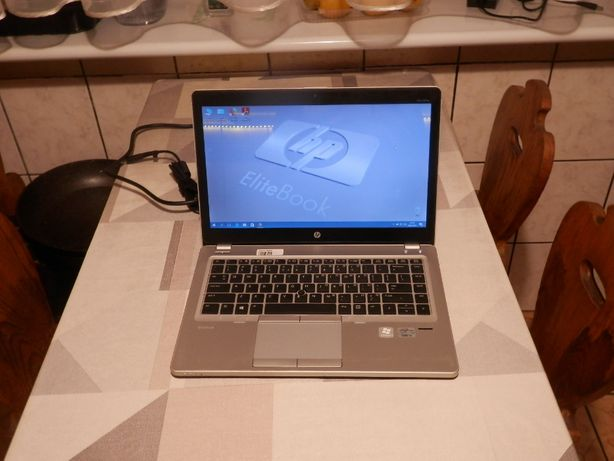 Laptop HP Folio 9470m i5 240 ssd - 12 gb ram