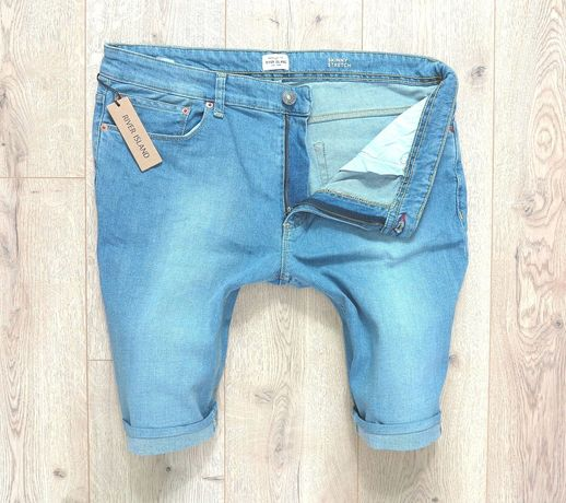 Spodenki RIVER ISLAND jeans