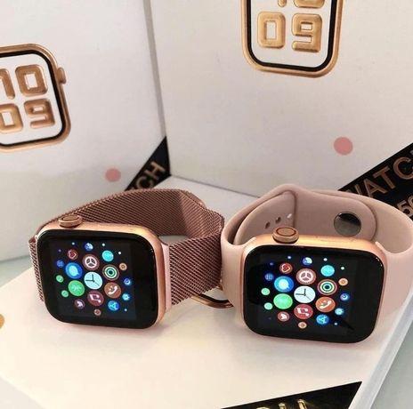 Смарт Часы T500 Smart Watch T500/X7/T800 Аналог Apple Watch 5