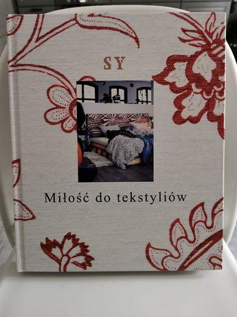 Nowy, piękny album Miłość do tekstyliów kupiony w Ikea