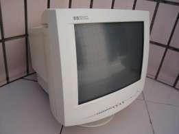 Ecrã e Coluna de Computador