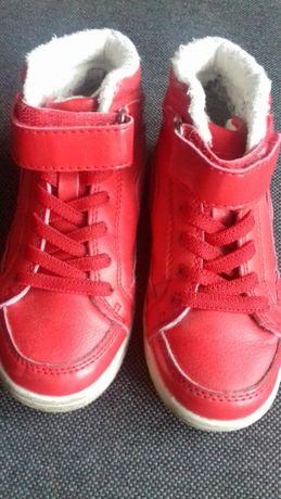 Botki ocieplane trampki sneakersy H&M r 27