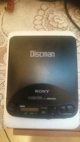 Sony discman d-121 zaczął przycinać muzyke pewnie przez transport
