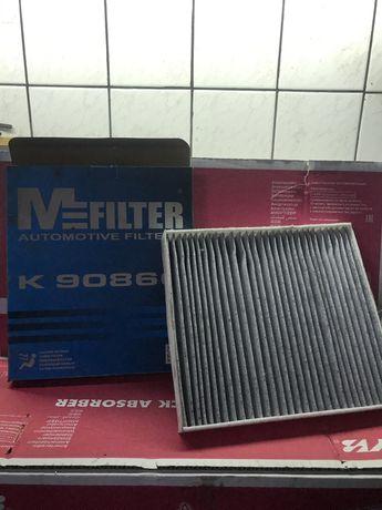 Фильтр салона угольный MFILTER K 9086C