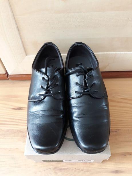 Buty wyjściowe, do komunii rozmiar 35