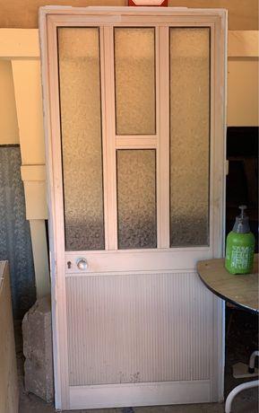 Porta e janela em aluminio