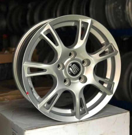 61# Alufelgi 5x112 r15 Seat Leon Alhambra Toledo Altea Exeo VW Golf