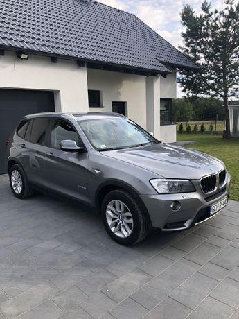 BMW X3 2.0D MANUAL 2011r xDrive Xenon Skóra