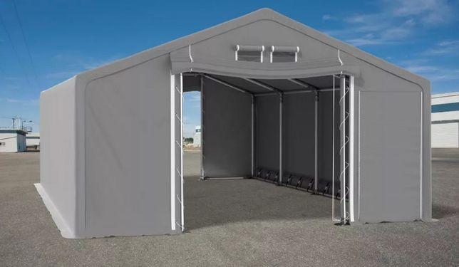 -35%Okazja HALA NAMIOTOWA 5x40m 3,91m całoroczna namiot magazynowy MTB