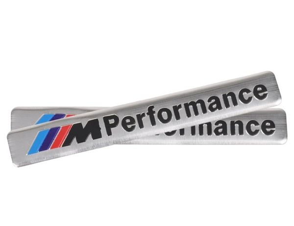 BMW M Performance M Power 85x12mm znaczek logo emblemat 3D NOWY