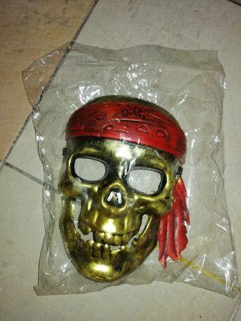 Máscara Halloween criança