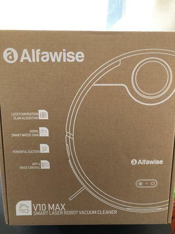 Aspirador robot Alfawise v10 Max