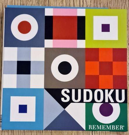 Sudoku - gra towarzyska 2w1