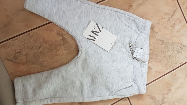 Spodnie i koszulka Zara r.80