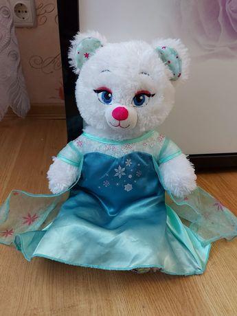 Мишка Эльза Disney Frozen Elsa Bear от Build-A-Bear