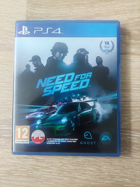 Need for speed na PlayStation 4, PlayStation 5, PS4, PS5, Kraków