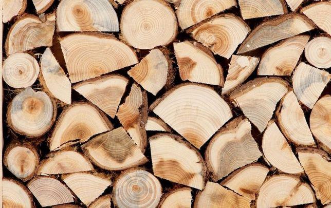 дрова колотые ольховые с доставкой в Киев