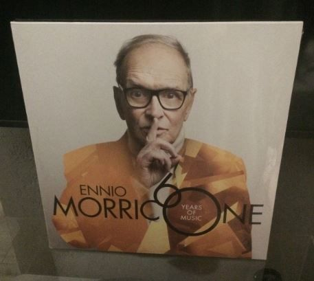 Ennio Morricone 60 years of music 2 LP
