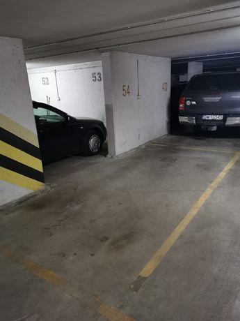 Miejsce Postojowe Parkingowe Garaż przy FERIO GAJ ul. Czerniawska 3