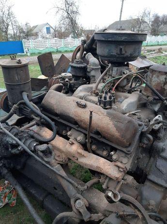 Продам мотор Зил-130 бензиновий 6.0л
