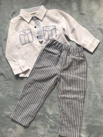 Новий костюм на хлопчика