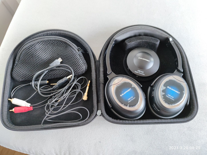 Słuchawki bezprzewodowe Blaupunkt CW-112