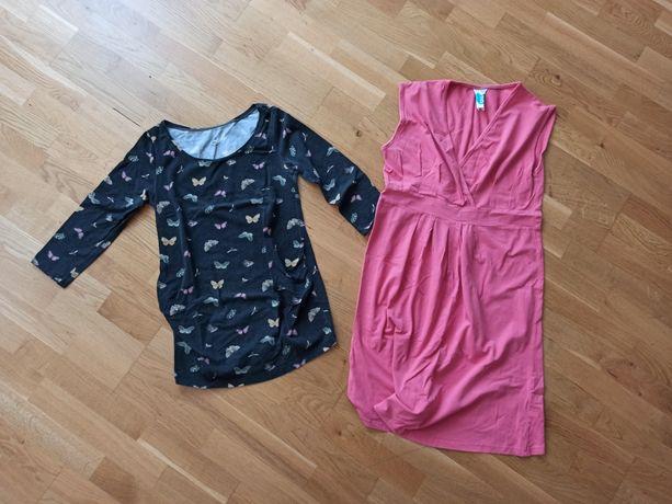 Sukienka i tunika ciążowe