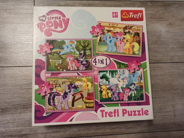 Puzzle Mój kucyk Pony