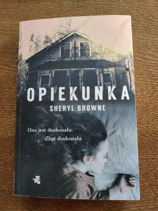 "Sheryl Browne ""Opiekunka"" Szczepanek - image 1"