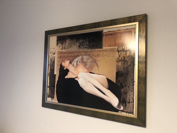 """Obraz David Graux """"Kobieta"""""""