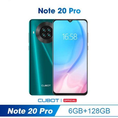 Cubot Note 20 Pro 6/128Gb NFC 4200mAh - Green