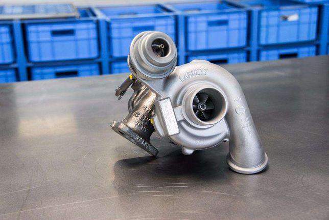 Turbina Audi A4 A6 Passat B5 1.9 Tdi 130km Turbosprężarka