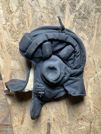 Шлемофон, шлем танкиста СССР 1979года (зимний)
