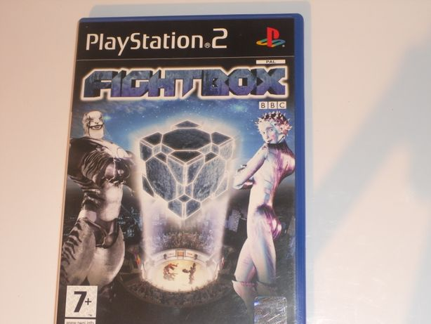 Fight Box PS2 Playstation 2