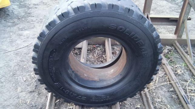 Opona przemysłowa 27x10-12 Solideal Still Linde Toyota (wózek widłowy)