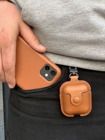 Leather case кожаный чехол iPhone 11/11pro/X/XR/Xs/7/8/plus max